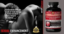 Testosterone Pills - TESTOSTERONE ACTIVATOR 1 Bottle Made in USA