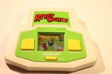 RARE GRANDSTAND  RIVER CROSSING LCD ELECTRONIC HANDHELD GAME