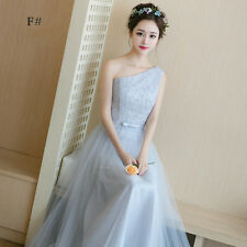 Long Formal Evening Prom Party Dress Bridesmaid Dresses Ball Gown Cocktail