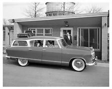 1955 Nash Rambler Custom Station Wagon Factory Photo uc3134-9XZQQX