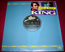 "PHILIPPINES:KING - Love & Pride 12"" EP/LP,Record,Vinyl,PAUL KING,Dead Or Alive"