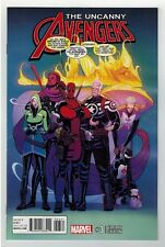 UNCANNY AVENGERS #3 TRADD MOORE VARIANT COVER - 1/25