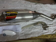 HONDA CRF250L 2013  2014  FMF POWERCORE 4 Q4  HEX SLIPON EXHAUST  SPARK ARRESTOR