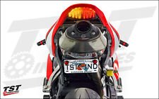 Honda CBR600RR In-Tail Programmable Integrated Tail Light 2007 - 2012 SMOKED