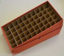Quarter Roll Storage Box - Orange (Guardhouse)-