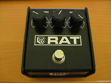 Pro Co Rat Vintage Guitar Effects Pedal 1986 Proco Distortion LM308 RARE Cond.