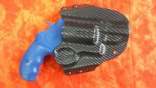 HOLSTER BLACK CARBON FIBER KYDEX SMITH AND WESSON GOVERNOR S&W