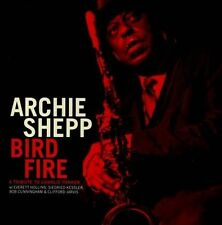 Archie Shepp Bird Fire, New Music