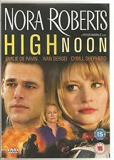 HIGH NOON NORA ROBERTS DVD WITH EMILIE DE RAVIN & CYBILL SHEPHERD