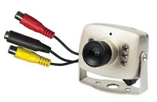 CAMARA MINIATURA DE VIGILANCIA AUDIO VIDEO COLOR CON CABLE PARA INTERIOR BD951