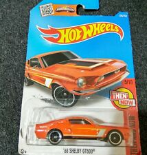 Mattel HOt WHeeLs® '69 SHELBY GT500®