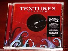 Textures: Dualism CD 2011 Nuclear Blast USA Records NB 2559-2 NEW