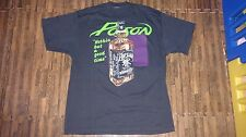 Vintage  80's Poison Nothin But A Good Time Shirt size Large