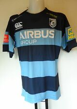 CARDIFF BLUES 2014/15 HOME S/S TEST JERSEY BY CANTERBURY SIZE XXXL  BRAND NEW