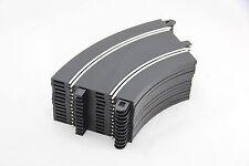 Scalextric Sport/Pista Digital, C8206, estándar 2 Rad curvas, Exc. condición x12