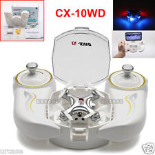 US Cheerson CX-10WD TX 2.4Ghz WIFI FPV 4CH 6-Axis RC Quadcopter Drone HD Camera