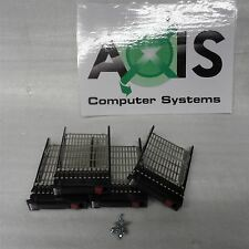 "Lot of 4 Originale HP server Proliant Caddy HDD Supporto 2.5"" 371593-001 371589"