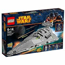 Lego Star Wars 75055: Imperial Star Destroyer: nuevo Y Sellado De Fábrica