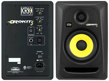 KRK RP-5 G3 RP5G3 ROKIT COUPLE (2) STUDIO MONITORS NEW SPECIAL OFFER