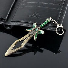Alloy Dota 2 Keychain The Butterfly Sword Keyring Key Ring Chain Cosplay Gift JP