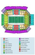 San Diego Chargers @ Indianapolis Colts 2 Tickets Row 6 Street Level 09/25/16
