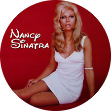 IMAN/MAGNET NANCY SINATRA . frank lee hazlewood these boots are made for walking