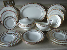 Wedgewood Whitehall Bone China Four Setting Dinner Service.W4001
