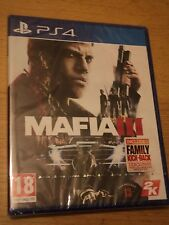 MAFIA III 3 INCLUDES FAMILY KICK-BACK DLC (PS4) BRAND NEW & FACTORY SEALED