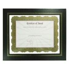 Nu-Dell Leatherette Document Frame - 21202