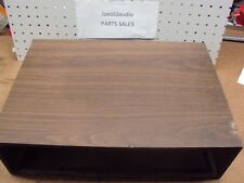 Sherwood S-7110B Original Wood Case with Hardware Parting Out S-7110B Receiver**