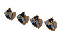 Lego® 4x Schild Schild, Crown Knights, Castle 7094 7091 7979 7037 7041 7079 7093