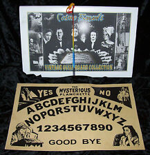 THE MYSTERIOUS PLANCHETTE VINTAGE OUIJA BOARD REPLICA