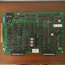Side Arms Hyper Dyne CAPCOM original JAMMA Arcade PCB 100% Working + Manual