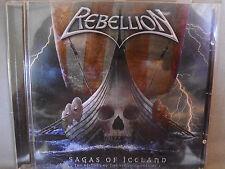 Rebelión-contada of Iceland-Massacre 2005 como nuevo