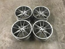 "20"" Veemann V-FS25 Wheels - Silver / Machined - VW / Audi / Mercedes - 5x112"