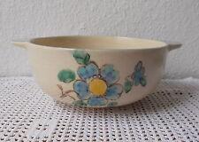 Vintage Melitta Schüssel - handgemalt - seltenes Dekor -  d=18, h=8 cm