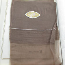Vtg Berkshire Ultrason Seamless Sheer Stockings Utopia Size 10 1/2 L New Box NOS
