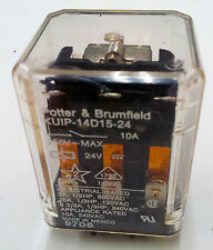 GBC AP-2 -  RELAY,3PDT SRCR 8MM COIL CONTA CT  -  PART # 9950051 - NEW OLD STOCK