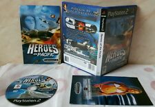 HEROES OF THE PACIFIC - EROI DEL PACIFICO - Playstation 2 Ps2 Play Station Gioco