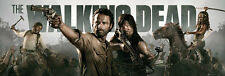Porta POSTER DP0467 THE WALKING DEAD Banner porta Poster 53x158cm 150gsm
