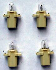 VW DASH LIGHT BULBS Type 25 T25 T3 Van Camper Speedo Clocks 2.0w (Pack of 4)