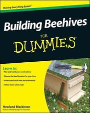 Building Beehives for Dummies by Howland Blackiston (2013, Paperback)
