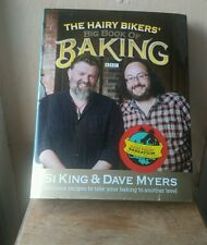 The Hairy Bikers' Big Book of Baking by Si King, Dave Myers, Hairy Bikers (Hard…