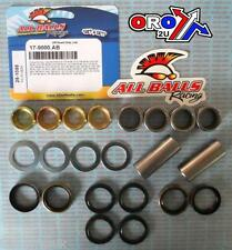 KTM SXS250 SXS450 2001 - 2004 All Balls Swingarm Bearing & Seal Kit