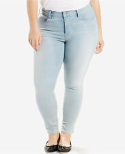 NWT LEVI'S SZ 24W 310 SHAPING SUPER SKINNY FIGURE ENHANCING JEANS PLUS LIGHT
