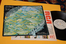 BRIAN AUGER LP BETTER LAND 1°ST ORIG ITALY 1971 PROMO EDITION EX GATEFOLD COVER