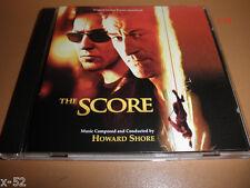 THE SCORE soundtrack HOWARD SHORE ost CD robert deniro edward norton