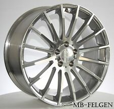 Carlsson 1/16RS Platinum in 8,5x19 Mercedes E-Klasse W212