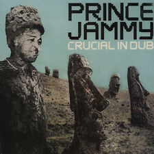 Prince Jammy - Crucial In Dub (Vinyl LP - 2011 - UK - Original)