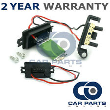 FOR RENAULT MEGANE MK2 1.5 DCI 86 DIESEL (2005-2009) HEATER BLOWER FAN RESISTOR